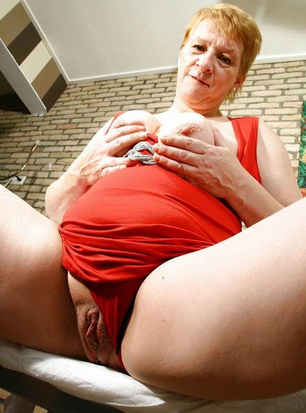 Oma Vagina