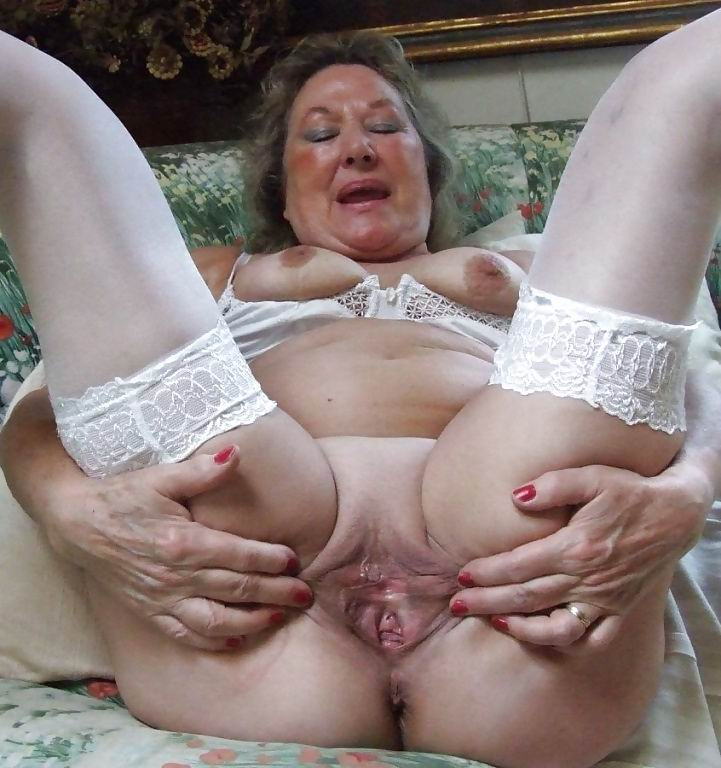 100 real ugly old women fucked from few mens 7